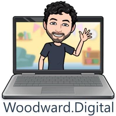 Woodward.Digital Logo